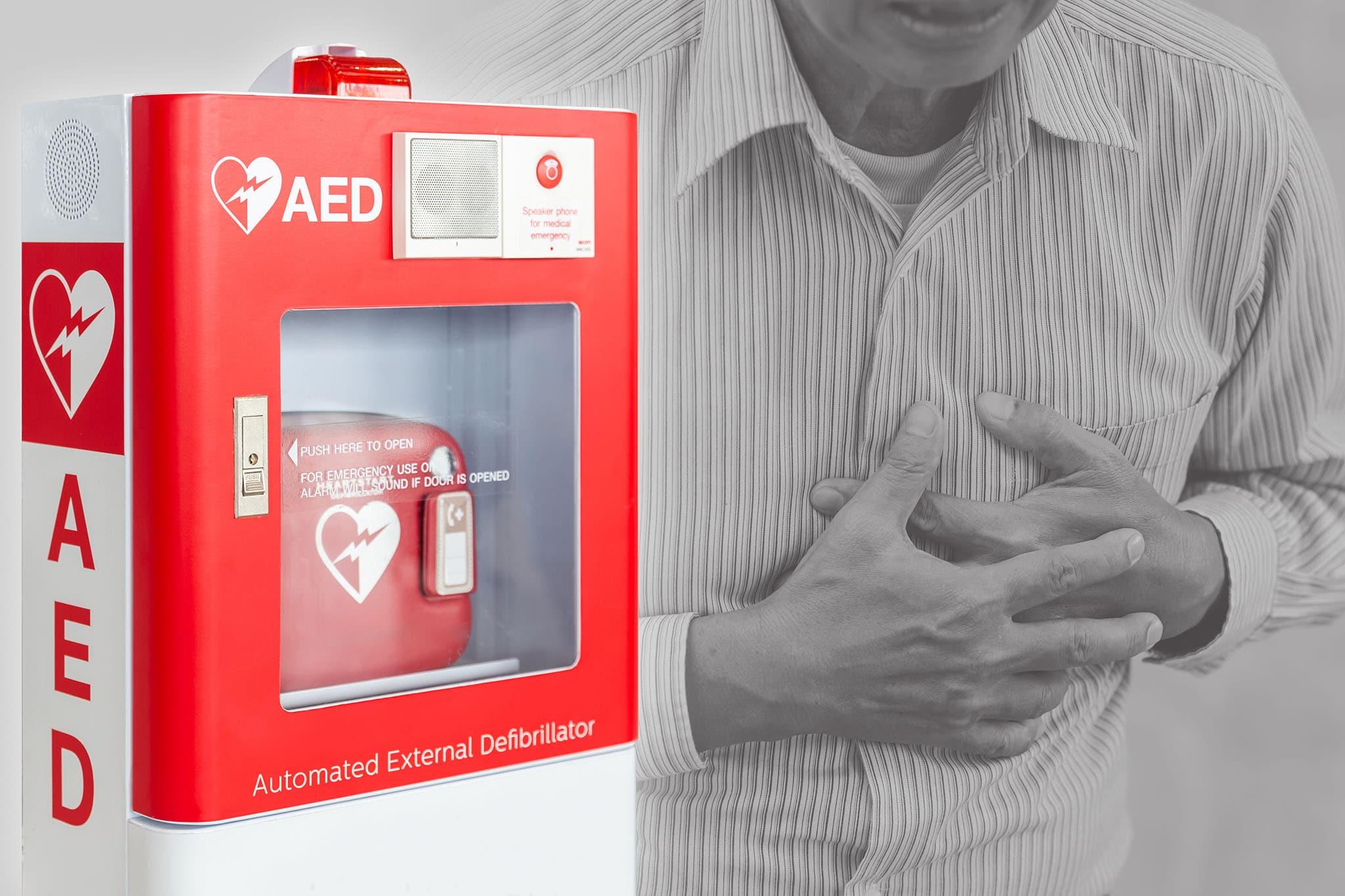 Rørvig el hjertestarter